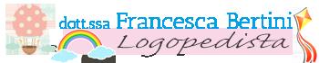 Bertini Francesca Logopedista Forlì Logo